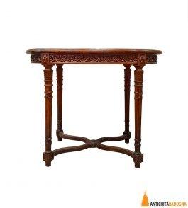"""Tavolino in Noce """"Morgana"""" – Inizio '900"""