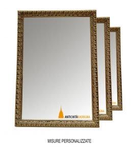 Specchio Parigi – Misura personalizzabile