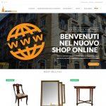 Il Negozio Online di Antichità Radogna, Antiquariato e Restauro Mobili a Torino dal 1969!